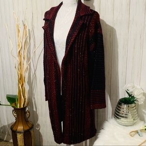 Soft Surroundings Sweaters - Soft Surroundings Wool blend Duster size Small